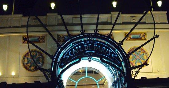 Cafe de Paris Monte-Carlo : Sector de Casino