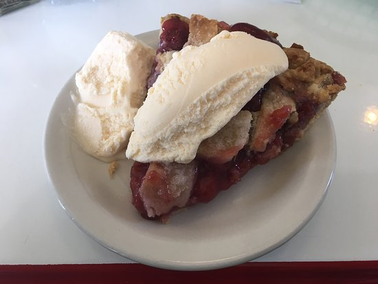 Pocahontas, MO: Best cherry pie I have ever eaten!
