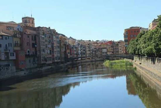 Province of Girona, Espagne : A very holly city