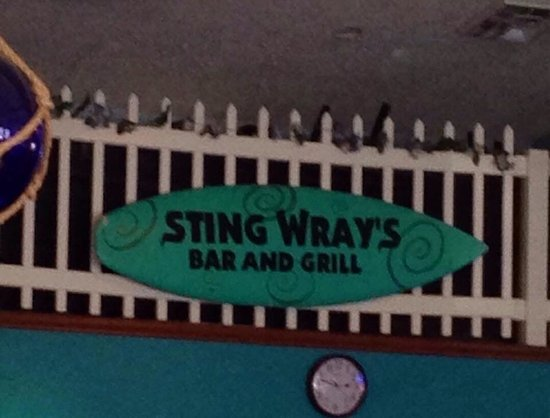 StingWray's Bar and Grill