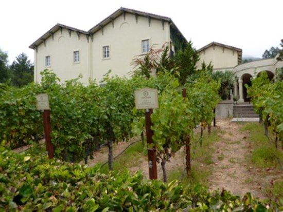 Healdsburg, Califórnia: Lambert Bridge Winery is a must stop!