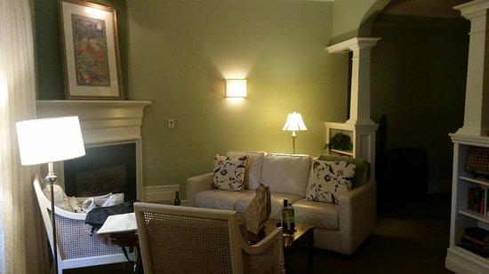 Jordan, Canadá: The Rittenhouse Suite