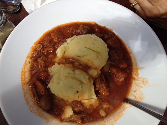 The Brazen Head: Stew