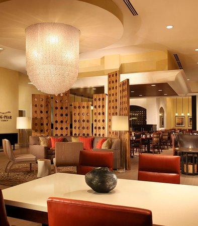 Sugar Land, TX: The Burning Pear Restaurant