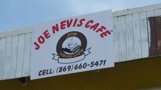 Newcastle, Nevis: Font sign