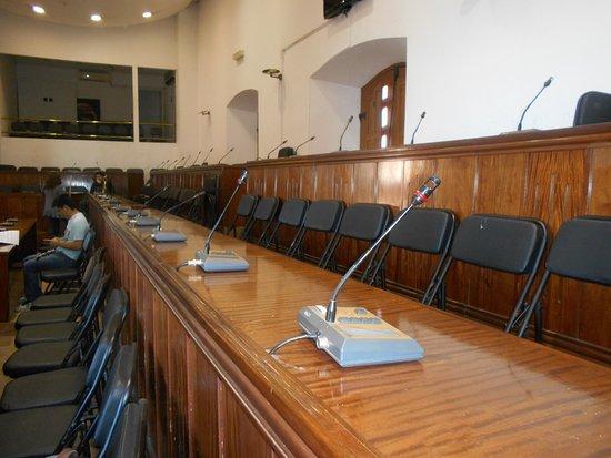 Legislative Palace (Palacio Legislativo)