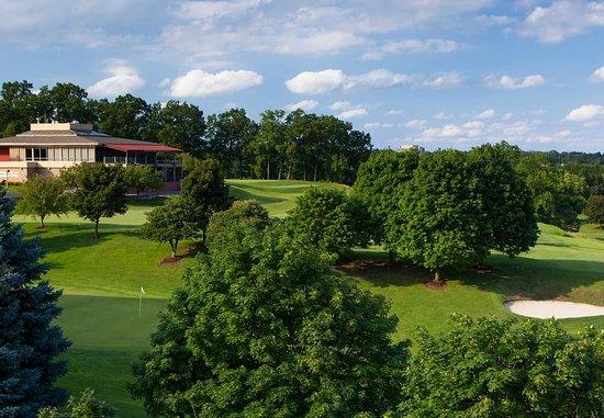 Ypsilanti, ميتشجان: Eagle Crest Golf Course