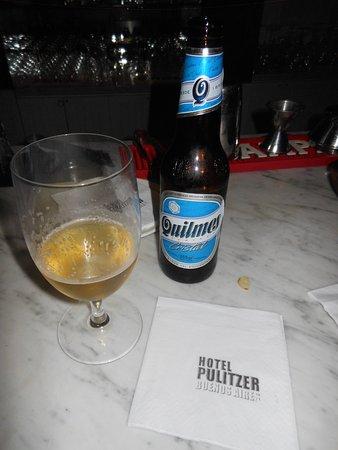 Hotel Pulitzer Buenos Aires: SKY BAR