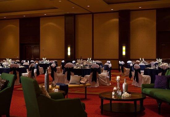 Coralville, IA: Coral Ballroom-Banquet Style