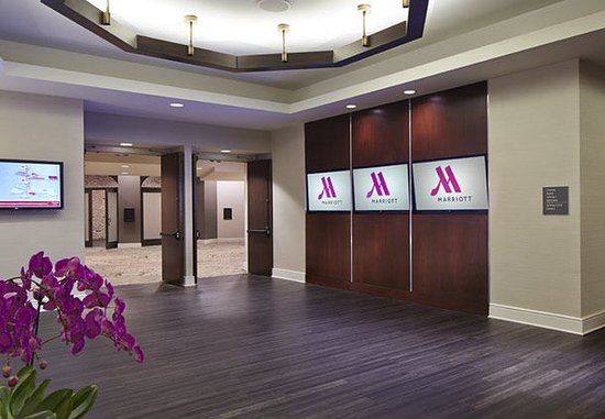 San Mateo, Kaliforniya: Inspire Ballroom – Pre-Function Area