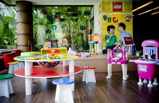 Laem Set, Tailandia: KIDS ROOM