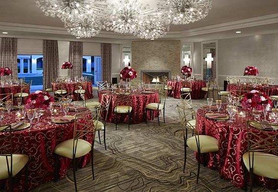 San Mateo, Kaliforniya: Engage Ballroom – Banquet Setup
