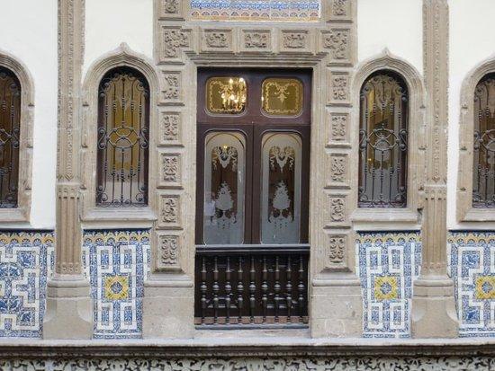 Foto de casa de los azulejos ciudad de m xico hist ria e Historia casa de los azulejos