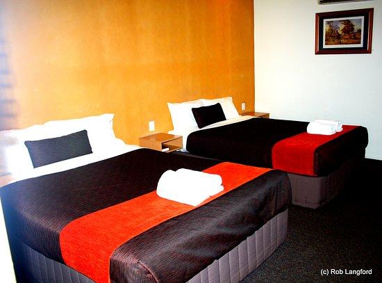 Kingaroy, Australia: 2 x Queen Room