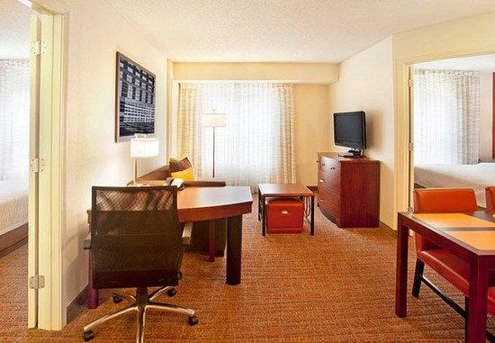 ริดจ์แลนด์, มิซซิสซิปปี้: Two-Bedroom Suite