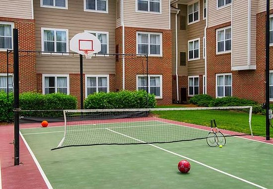 Cary, Carolina del Nord: Sport Court