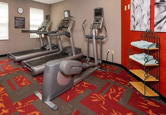 Cary, Carolina del Norte: Fitness Center