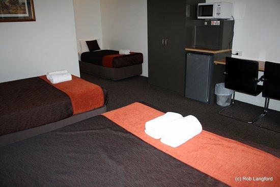 Kingaroy, Australia: Family Room