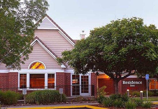 Residence Inn Sacramento Rancho Cordova: Entrance