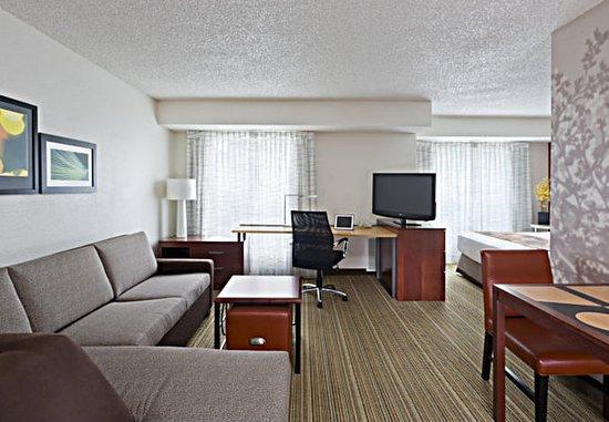 Residence Inn Sacramento Rancho Cordova: Studio Suite
