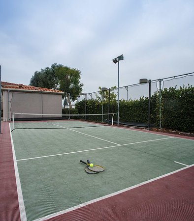La Mirada, Καλιφόρνια: Sport Court