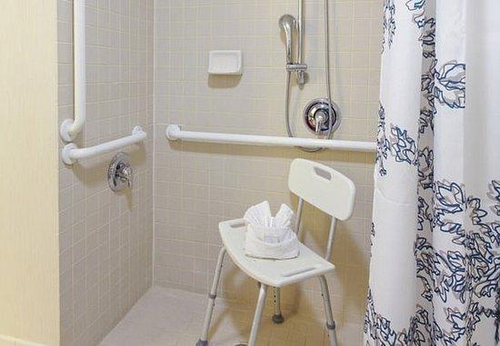 Oldsmar, FL: Two-Bedroom Suite Accessible Bathroom