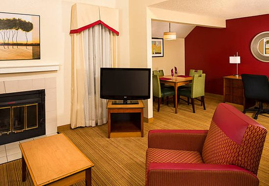 Residence Inn Fremont Silicon Valley: Penthouse Suite