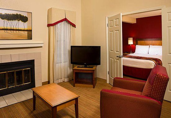 Residence Inn Fremont Silicon Valley: Executive Penthouse Suite