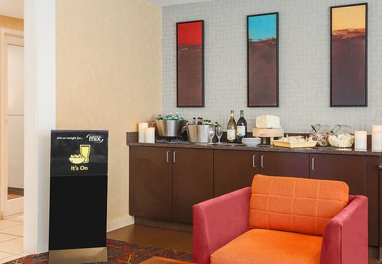Sharonville, OH: Residence Inn Mix