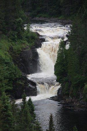 Chambord, Καναδάς: La chute de Maliche
