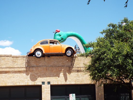 Abilene, Teksas: scavenger hunt #13