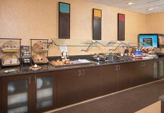 ชาร์ลสตัน, เวสต์เวอร์จิเนีย: Breakfast Buffet