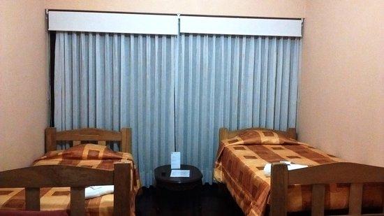 Pradera Verde Hostel: Habitación Doble baño compartido