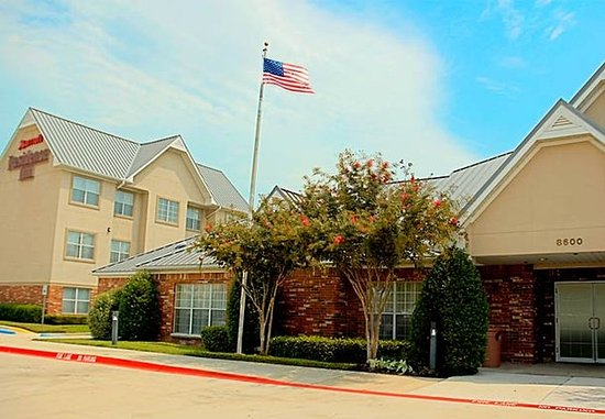 Residence Inn Dallas DFW Airport North/Irving: Exterior