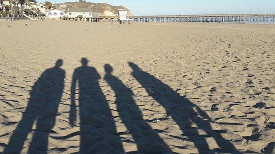 Avila Beach, CA: Sánchez Robles