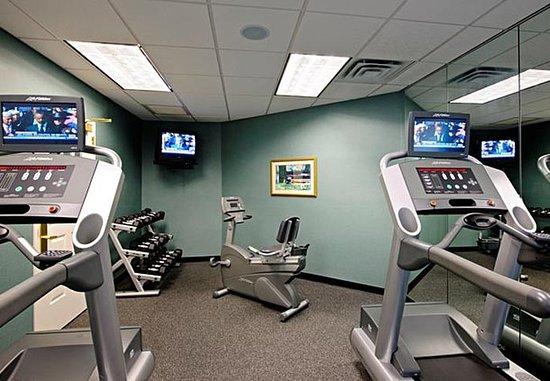 North Dartmouth, ماساتشوستس: Fitness Center