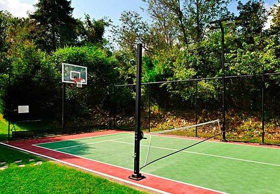 North Dartmouth, ماساتشوستس: Sport Court