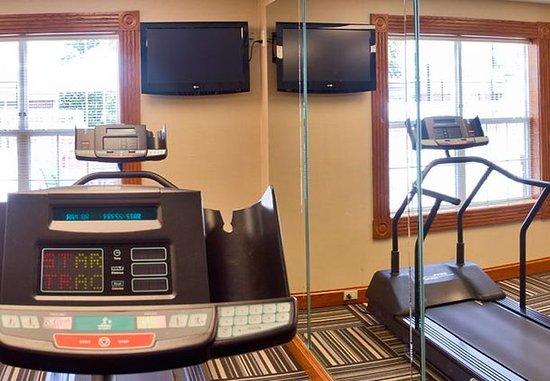 Huntersville, NC: Fitness Center
