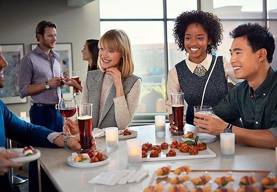 Residence Inn Newark Elizabeth/Liberty International Airport: Local Flavors - Residence Inn Mix