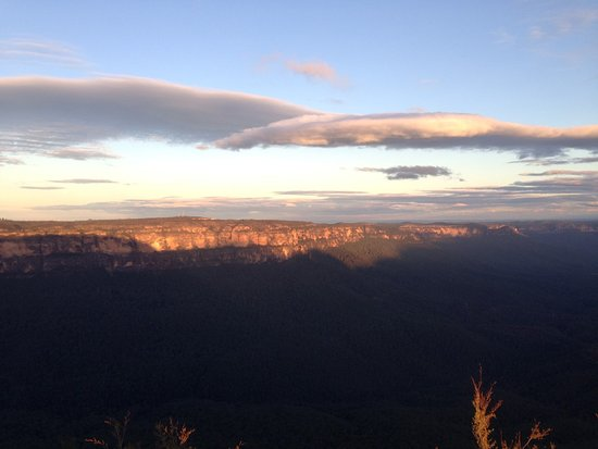 Blackheath, Australien: Evans lookout