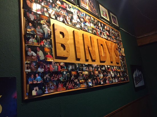 Granite City, إلينوي: Bindy's