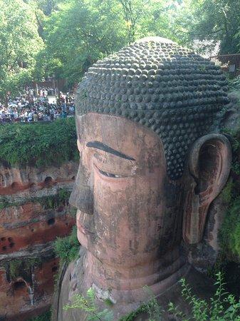 Leshan, Çin: 楽山大仏