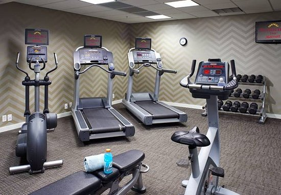 Saginaw, MI: Fitness Center