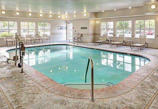 San Bernardino, Kalifornien: Indoor Pool
