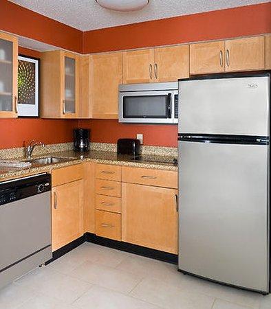 Lewisville, TX: Suite Kitchen