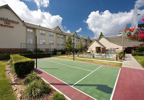 Stafford, تكساس: Sport Court
