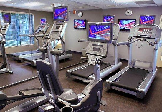 Milpitas, كاليفورنيا: Fitness Center