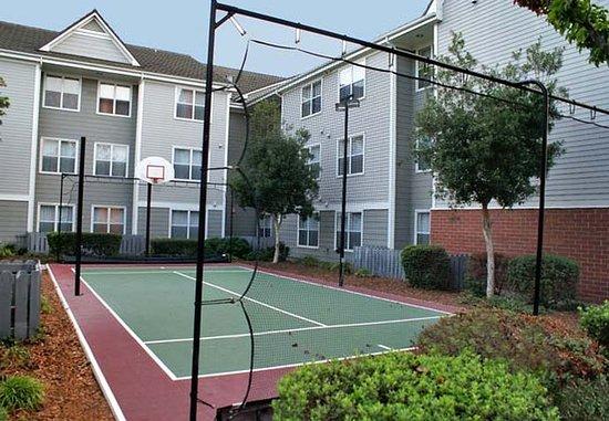 Milpitas, Californien: Sport Court