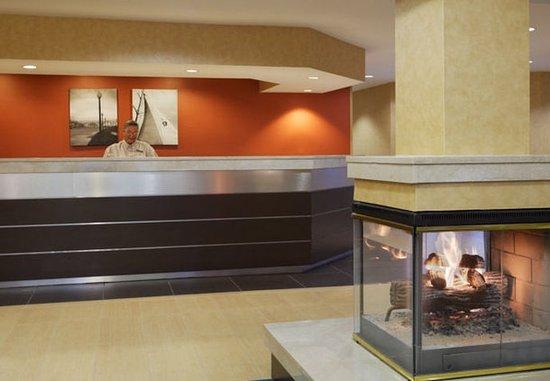 Residence Inn Greenville-Spartanburg Airport: Front Desk