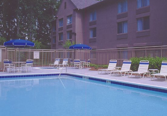 Alpharetta, GA: Outdoor Pool